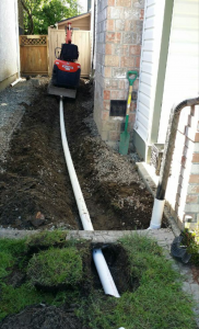 Drainage Repair – Langley, Surrey, Abbotsford & Maple RidgeQ
