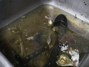 yucky-sink