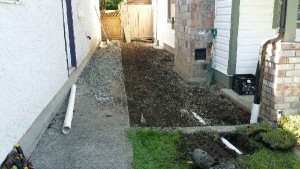 Langley Drainage Repair