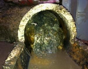Drain tile & sewer line repair