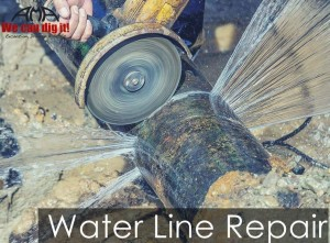 Langley Water Line Repair & Installation